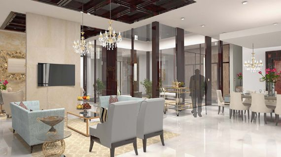 D Exhibition Designer Jobs In Qatar : Interior design